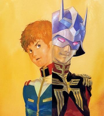 (一般コミック) [安彦良和] 機動戦士ガンダム THE ORIGIN 画集_088