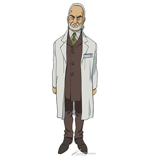ミノフスキー博士 亡命