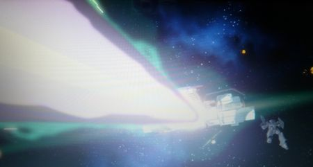 ネェルアーガマのハイパー・メガ粒子砲
