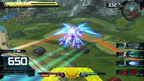 MAXI BOOST ON ガンダムAGE-FX - from YouTube_00_01_00_04_28