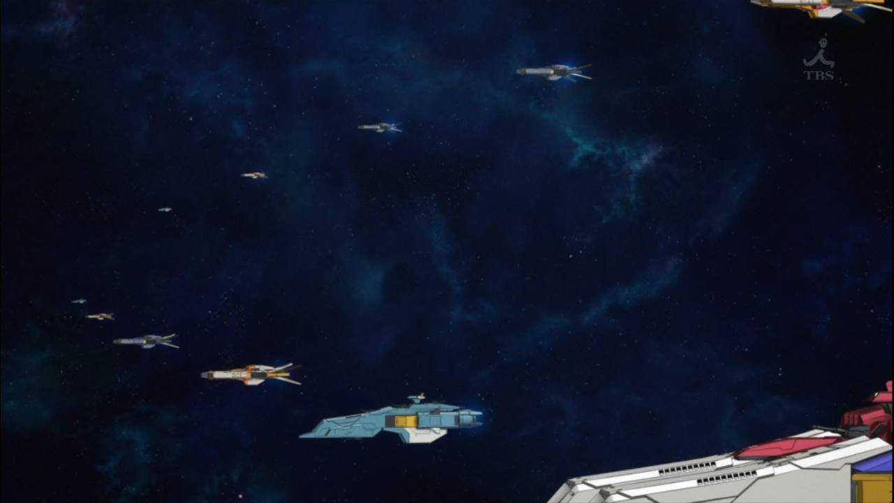 GUNDAM LOG【ガンダム】量産されてる汎用艦って意外と少ない?★