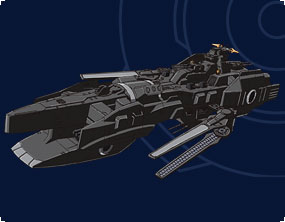 ネルソン級宇宙戦艦