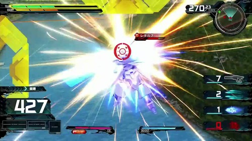 MAXI BOOST ON ガンダムAGE-FX - from YouTube_00_00_46_06_21