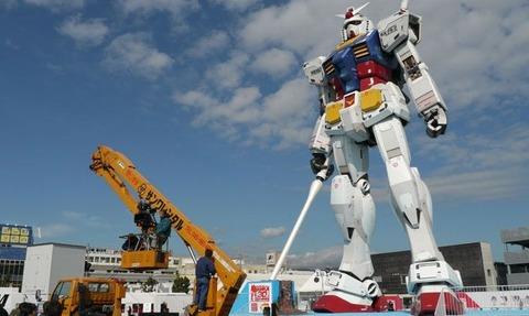 日本がマジでガンダム完成させたらどうなる?
