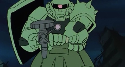 ※【ガンダム】そろそろスパイクアーマーなどのトゲトゲがどの程度有用なのか真剣に考えよう