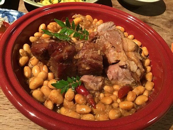 ◆6/17豚と大豆ポットロースト