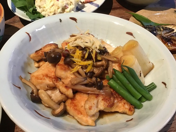 ◆3/12鶏胸酢煮