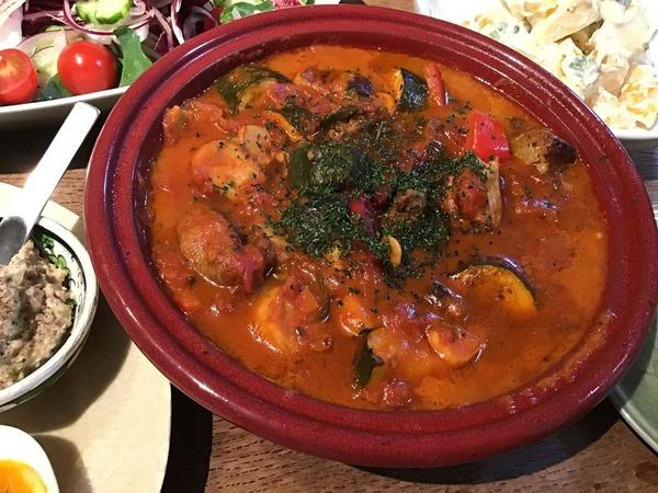◆10/31豚とトマト煮