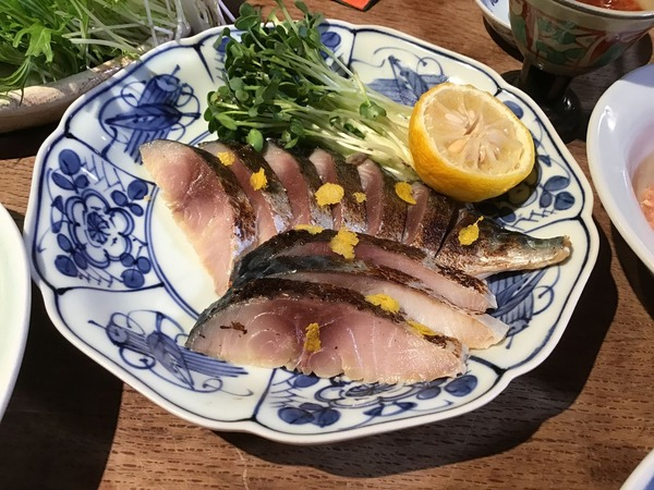 ◆1/6炙り締め鯖