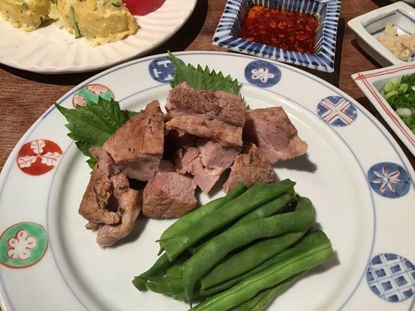 ◆6/20茶葉蒸し豚