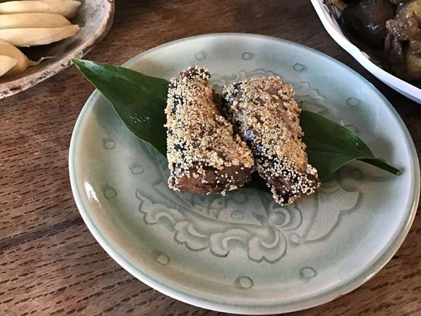 ◆11/8秋刀魚生姜煮