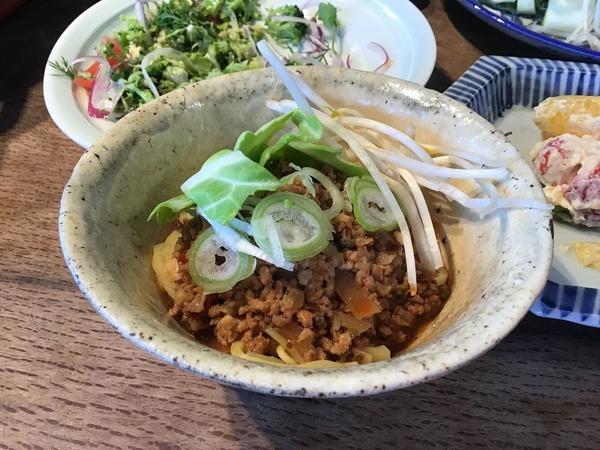 ◆3/2担々麺