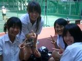 テニス部♪