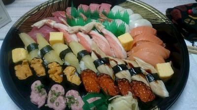 新年寿司18