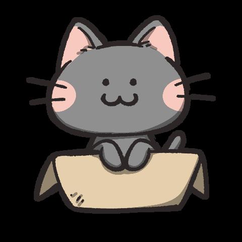 猫フリーアイコン07
