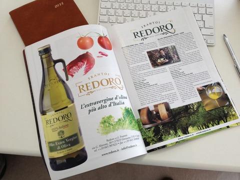REDORO雑誌2