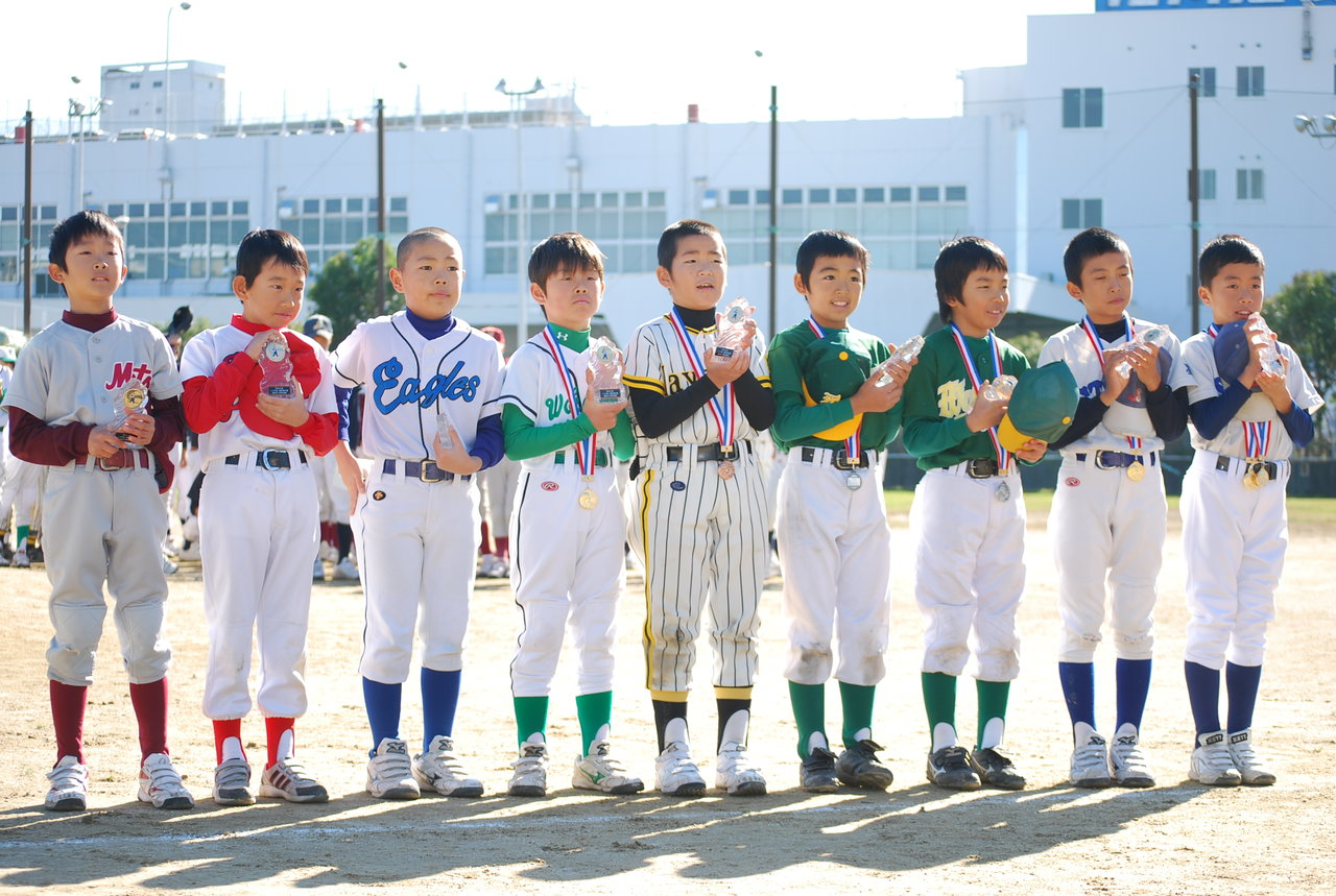 墨田区少年野球チーム/RED PIGEON(レッドピジョン)