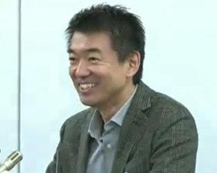 橋下氏、軽減税率について語る