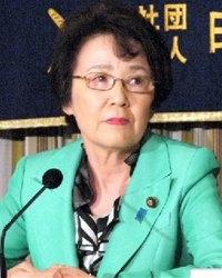 山谷えり子氏が在特会のヘイトスピーチを認定