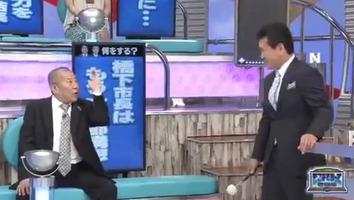 ざこばさんと辛坊さんが出馬!?