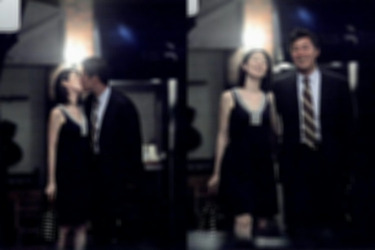 細野さんとモナさん