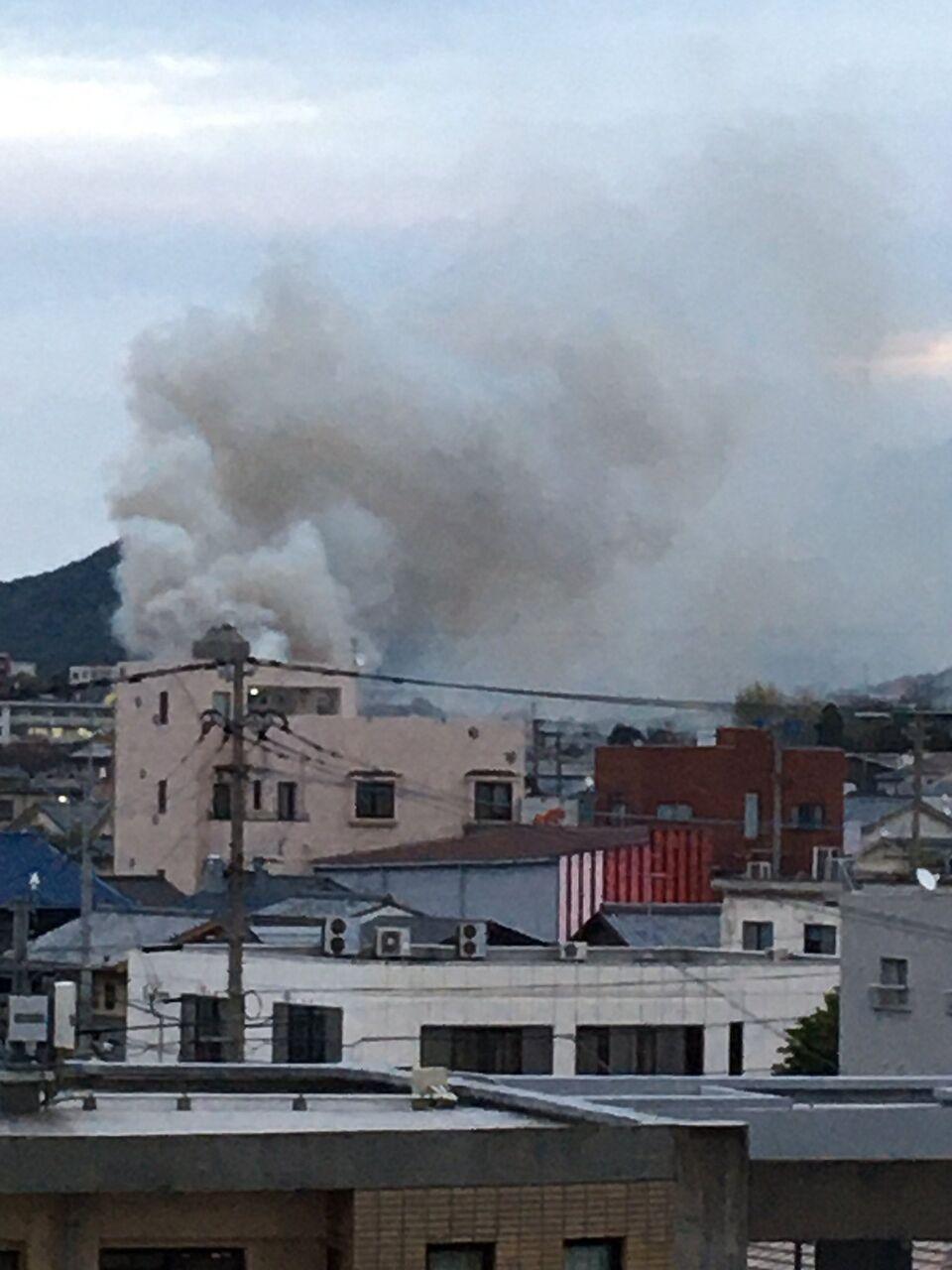 どこ 北九州 市 火事