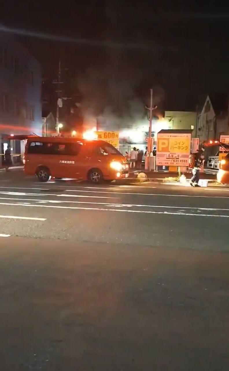 北九州 市 消防 出動