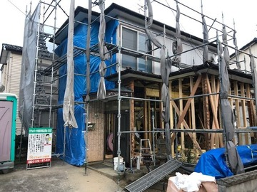 1901:石山邸リノベーション工事