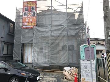 1901:山本邸新築工事