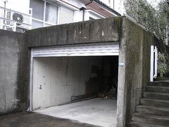 施工前1(車庫)