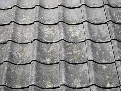 屋根瓦修理