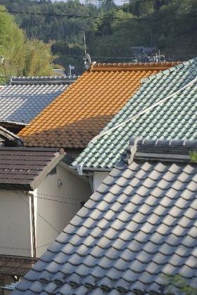 屋上防水の目地