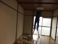 クロス貼りリフォーム 仙台