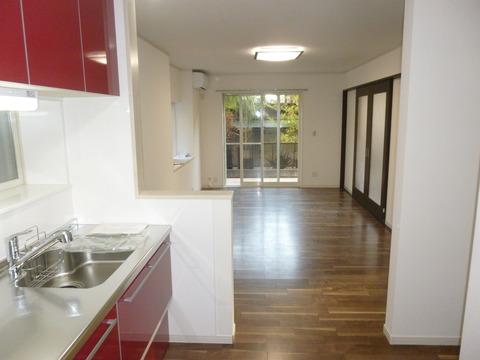 1階キッチン (3)