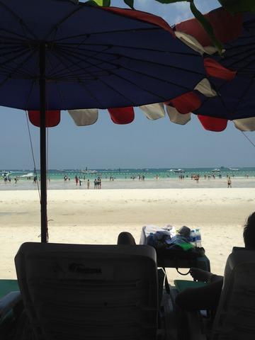 ラーン島 ビーチ