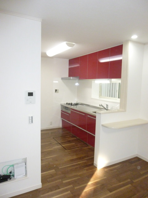 1階キッチン