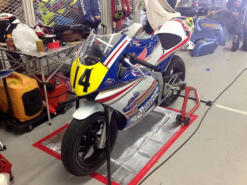 2013鈴鹿NSF-B12