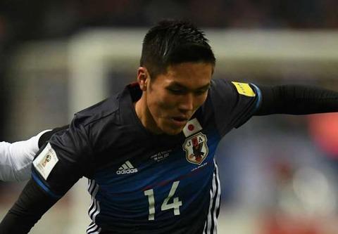 【W杯アジア最終予選】日本代表4-0タイ代表