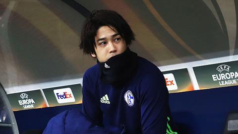 シャルケ内田篤人、内転筋痛で21日のブンデスリーガ後期開幕戦は欠場へ