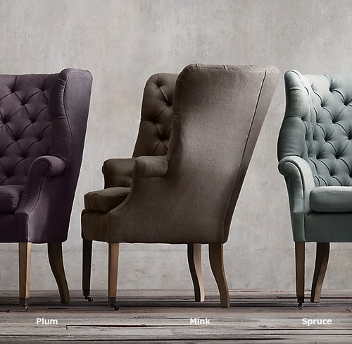 English Wing Chair_3