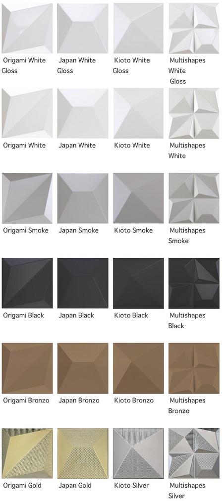 shapesモデル