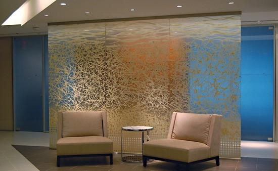 law firm office, NYC  4' x 8' each panel_4