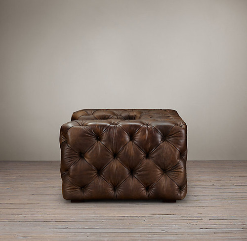 Soho Tufted Leather Sofa_Burnham Cognac_4