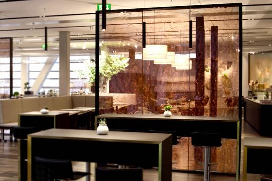 Cancello Copper_BMW-Abholerlounge_1