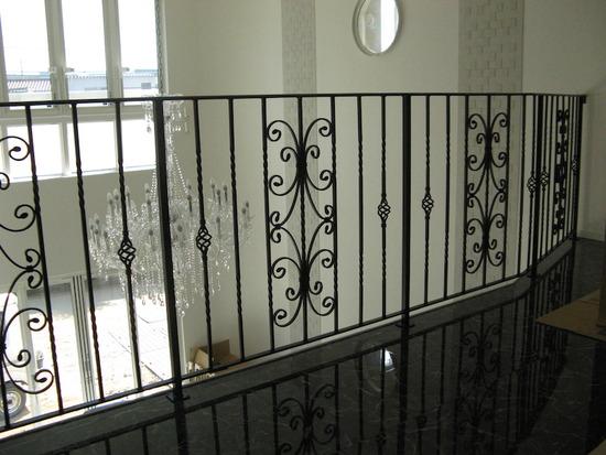 階段手すり9