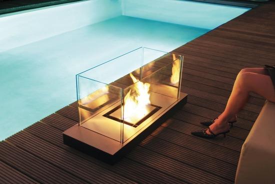 Uni flame_Black