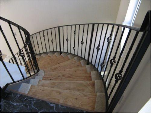 階段手すり10