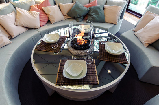 stone_Japanese style living room_6