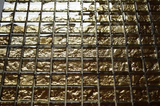 Glass_Gold Net 25