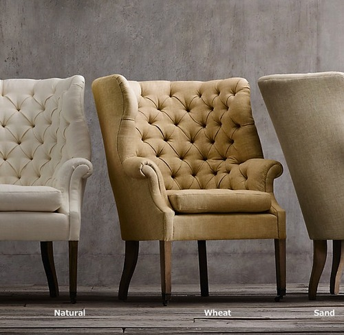 English Wing Chair_1